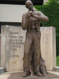 Elijah Pierce Monument