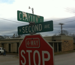 Clayton Street - Baldwyn, Mississippi