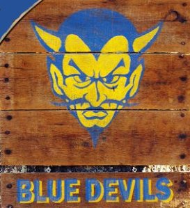 Blue Devil Pallete