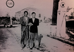 Jack Hamblin Jr. & Charles Sidney Spain