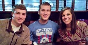 Tanner, Gabe & Cassie