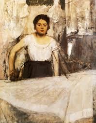 Ironing Painting