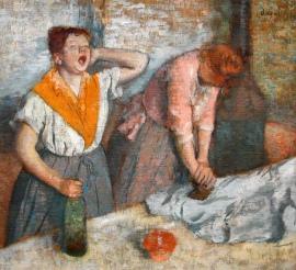 women_ironing